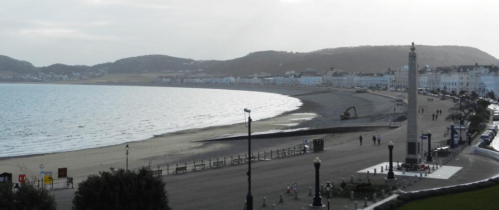 Llandudno Coastal View